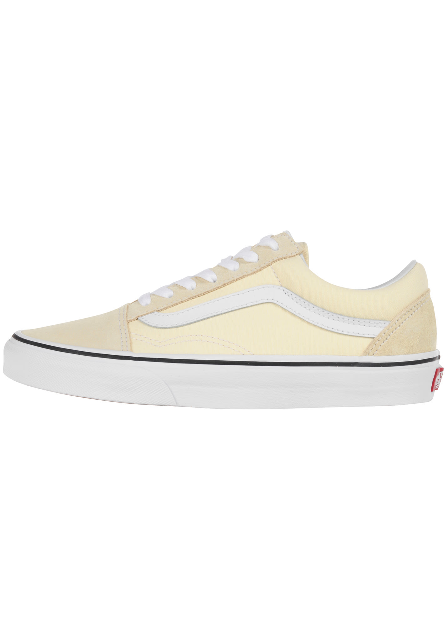 475610084ef Vans Old Skool - Sneakers voor Dames - Geel - Planet Sports