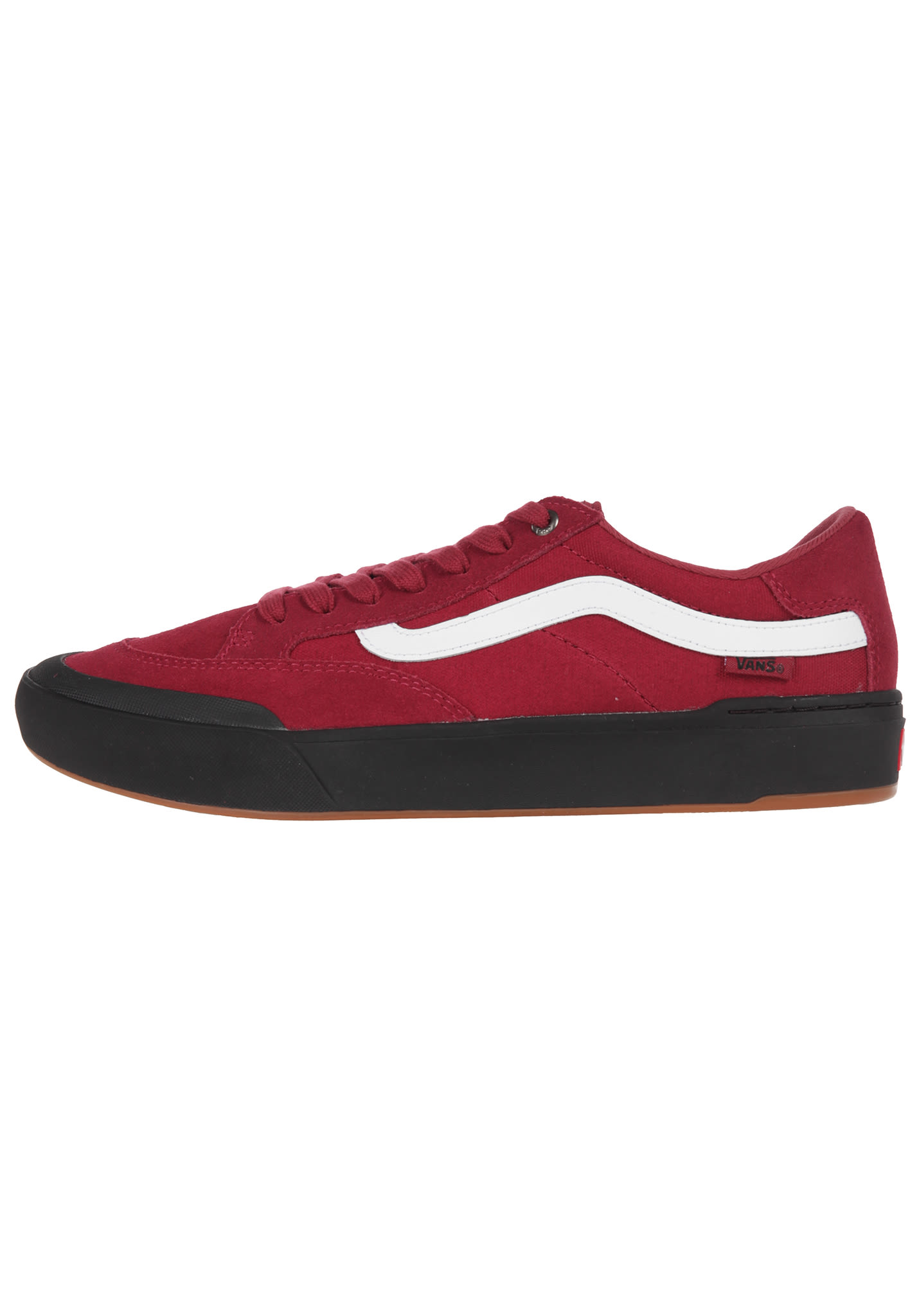 c5a6e2d5b111df Vans Berle Pro - Sneakers for Men - Red - Planet Sports