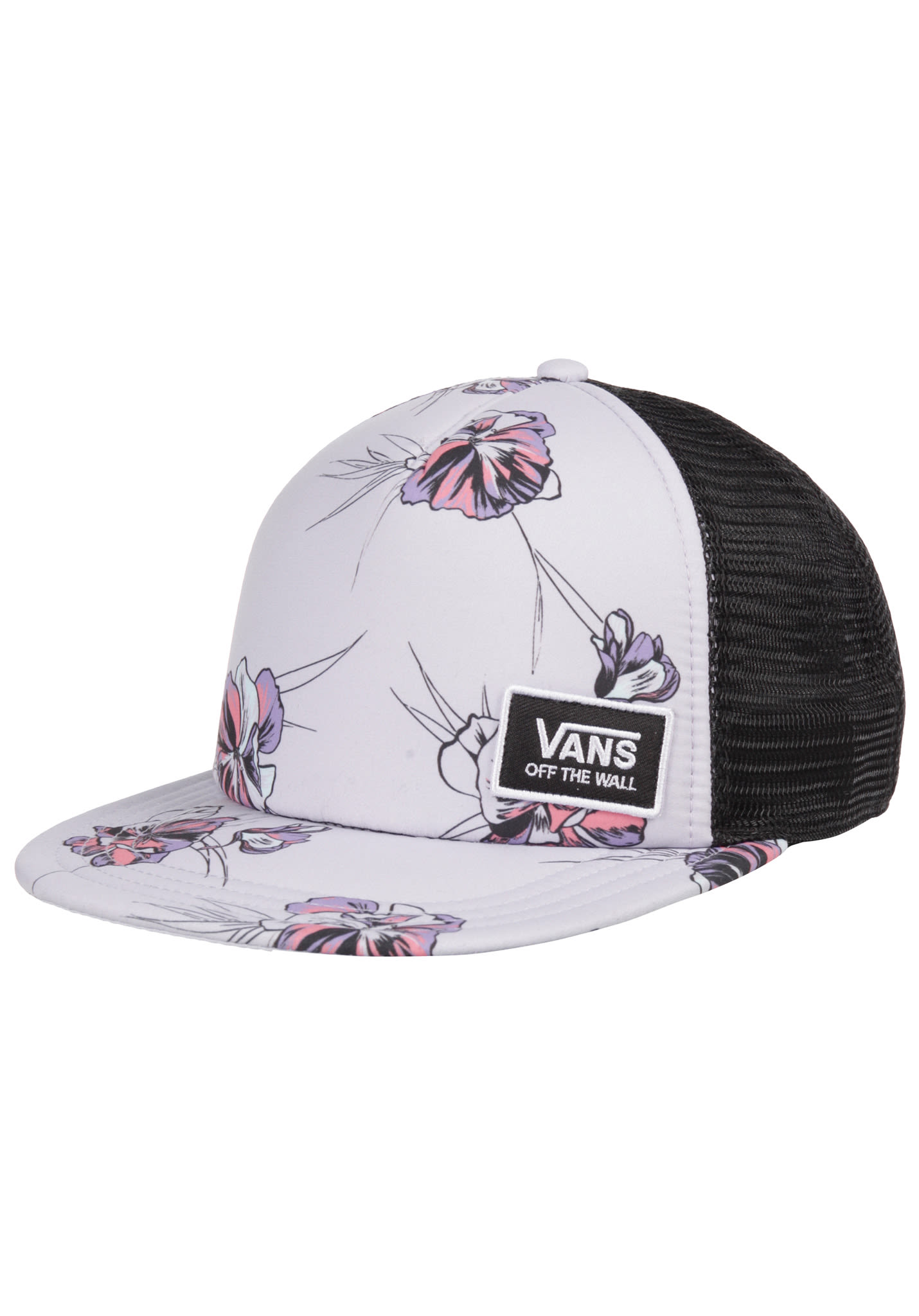 70715adc Vans Beach Bound - Trucker Cap - Grey - Planet Sports
