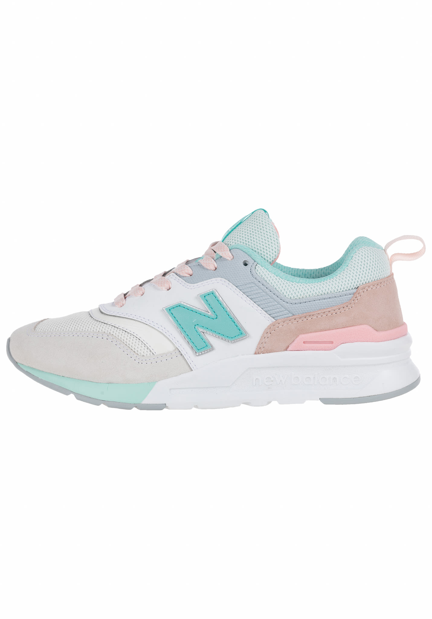 meilleur site web 20ade 76225 NEW BALANCE CW997 B - Sneakers for Women - White