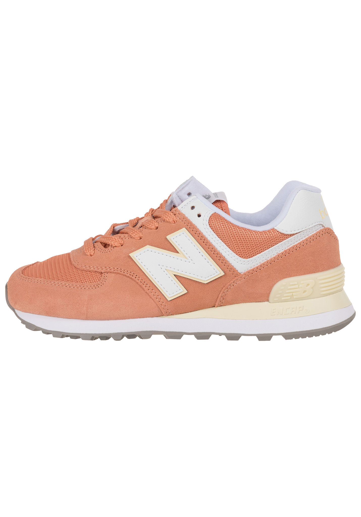 basket femme orange new balance