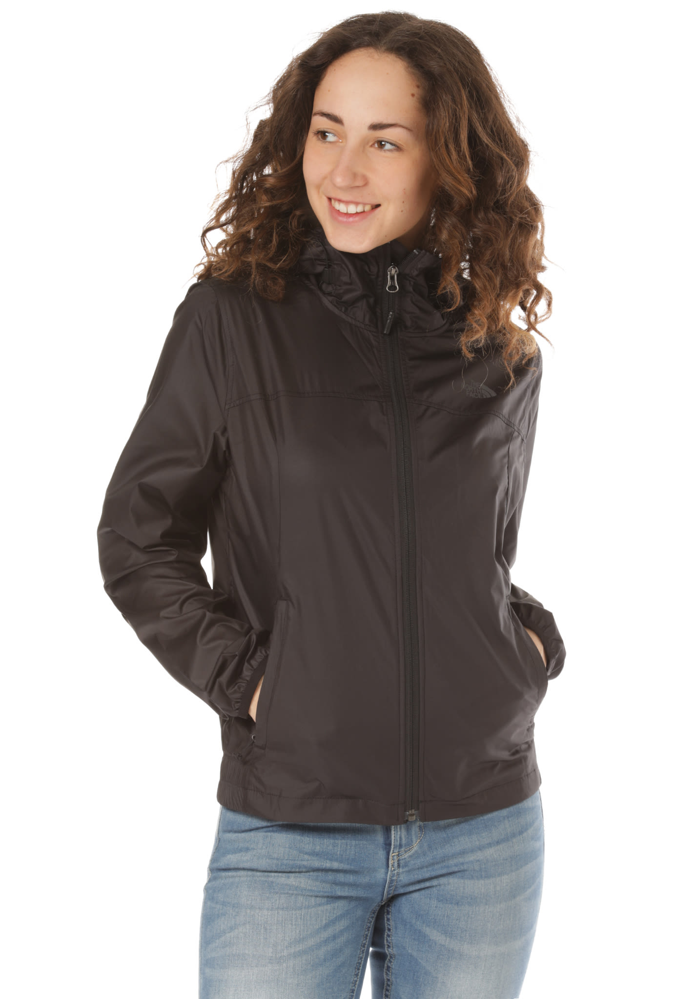 newest 9474c a4310 THE NORTH FACE Cyclone - Outdoorjacke für Damen - Schwarz