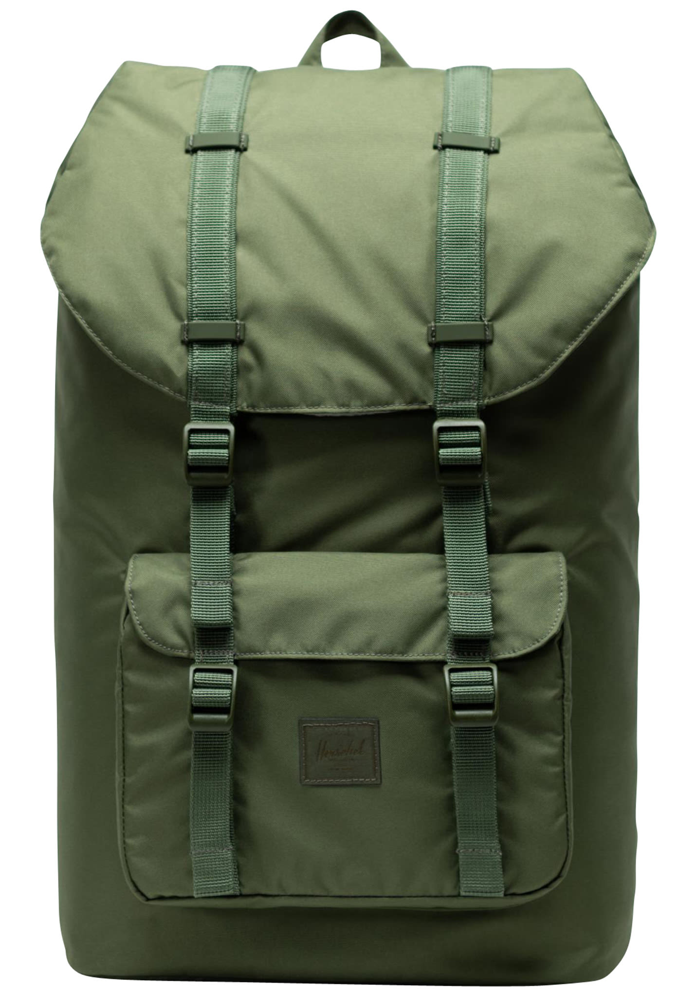 9b10d76ca5d HERSCHEL SUPPLY CO Little America Light 25L - Sac à dos - Vert - Planet  Sports