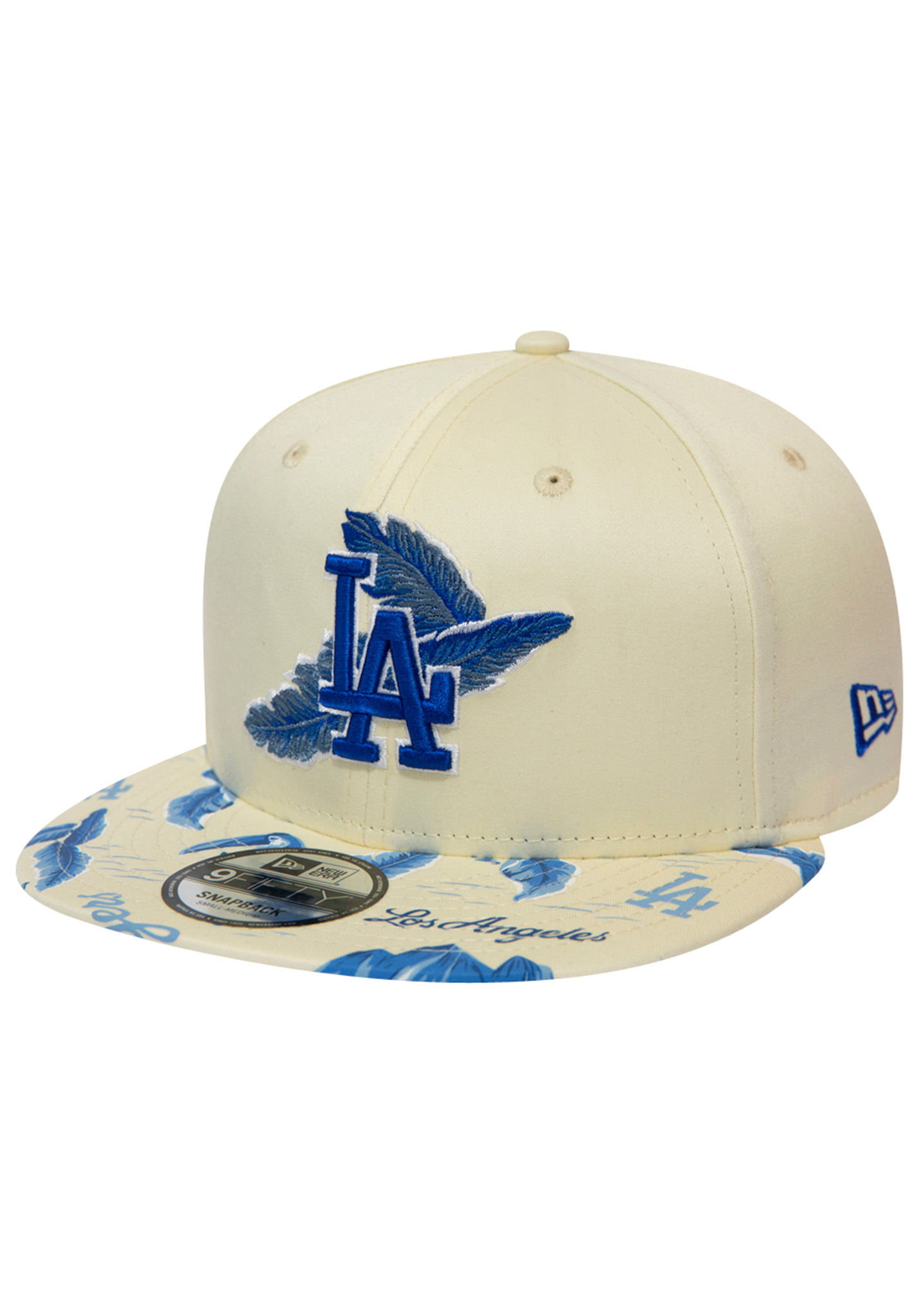 8825af6b31ac2 NEW Era 9Fifty Los Angeles Dodgers - Casquette snapback - Beige - Planet  Sports