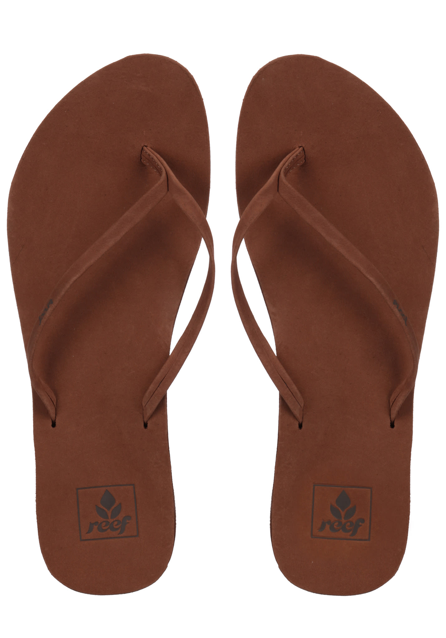 0327b652741c Reef Cushion Bounce Slim LE - Sandals for Women - Brown - Planet Sports