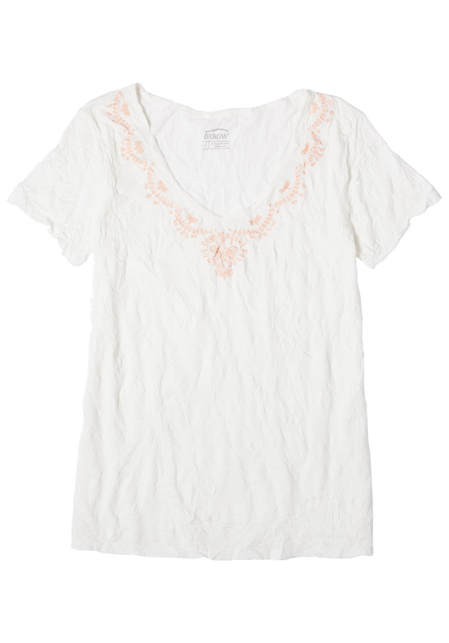 862b94f17 OXBOW Tomi - T-Shirt for Women - White - Planet Sports