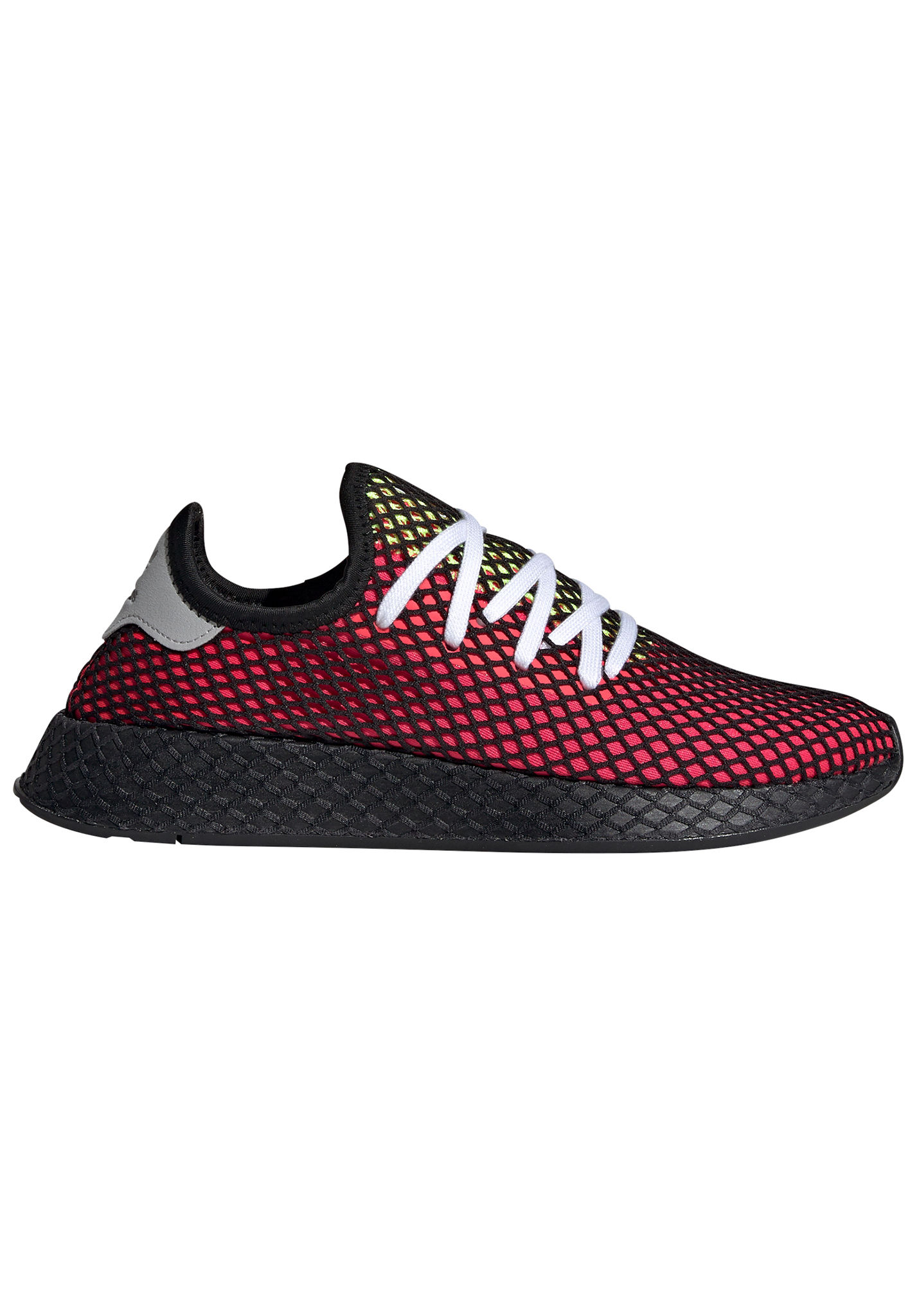 sports shoes e933a 4b445 ADIDAS ORIGINALS Deerupt Runner - Sneakers for Men - Red - Planet Sports