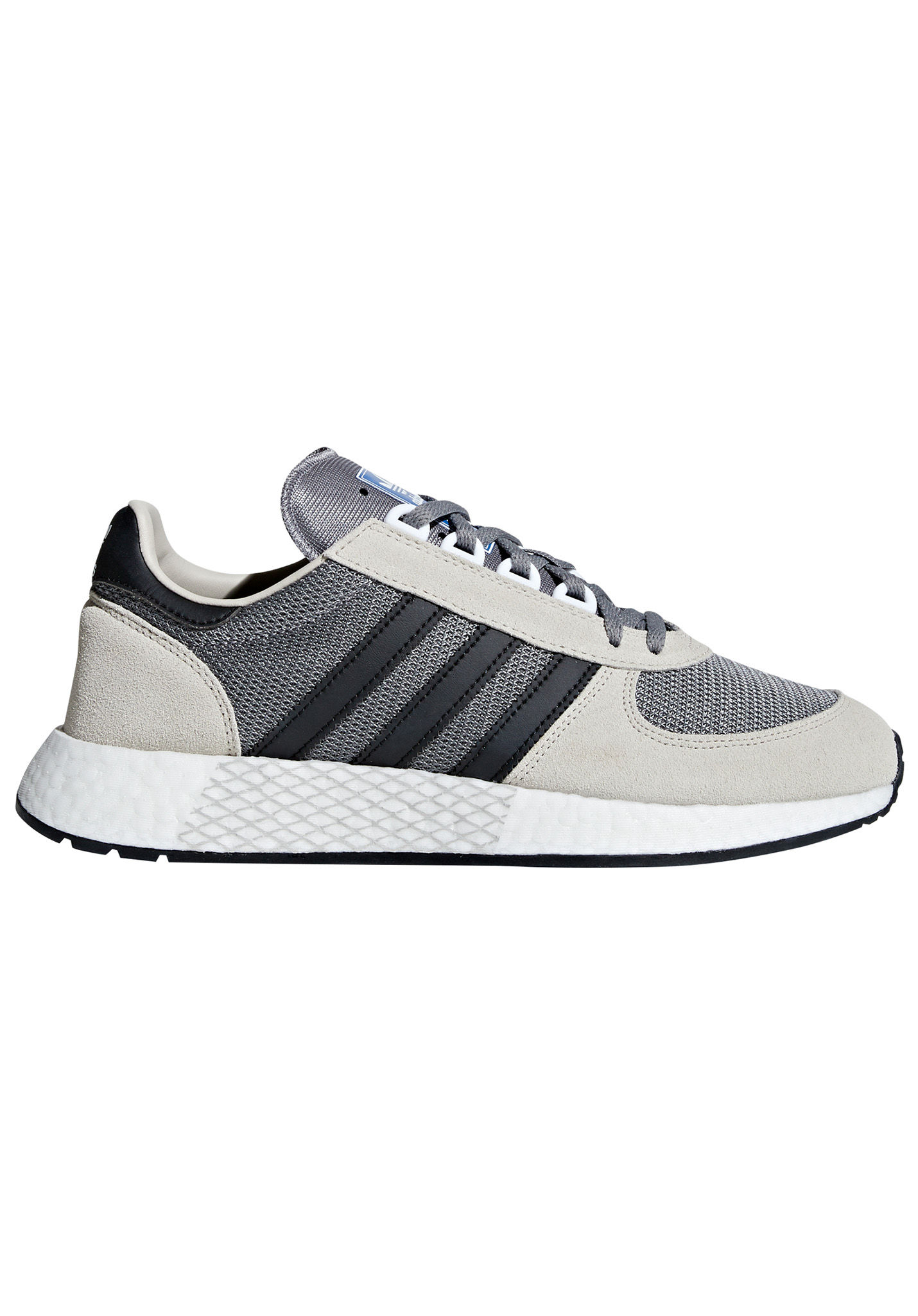 entire collection later details for adidas Originals Marathon Tech - Sneaker für Herren - Beige