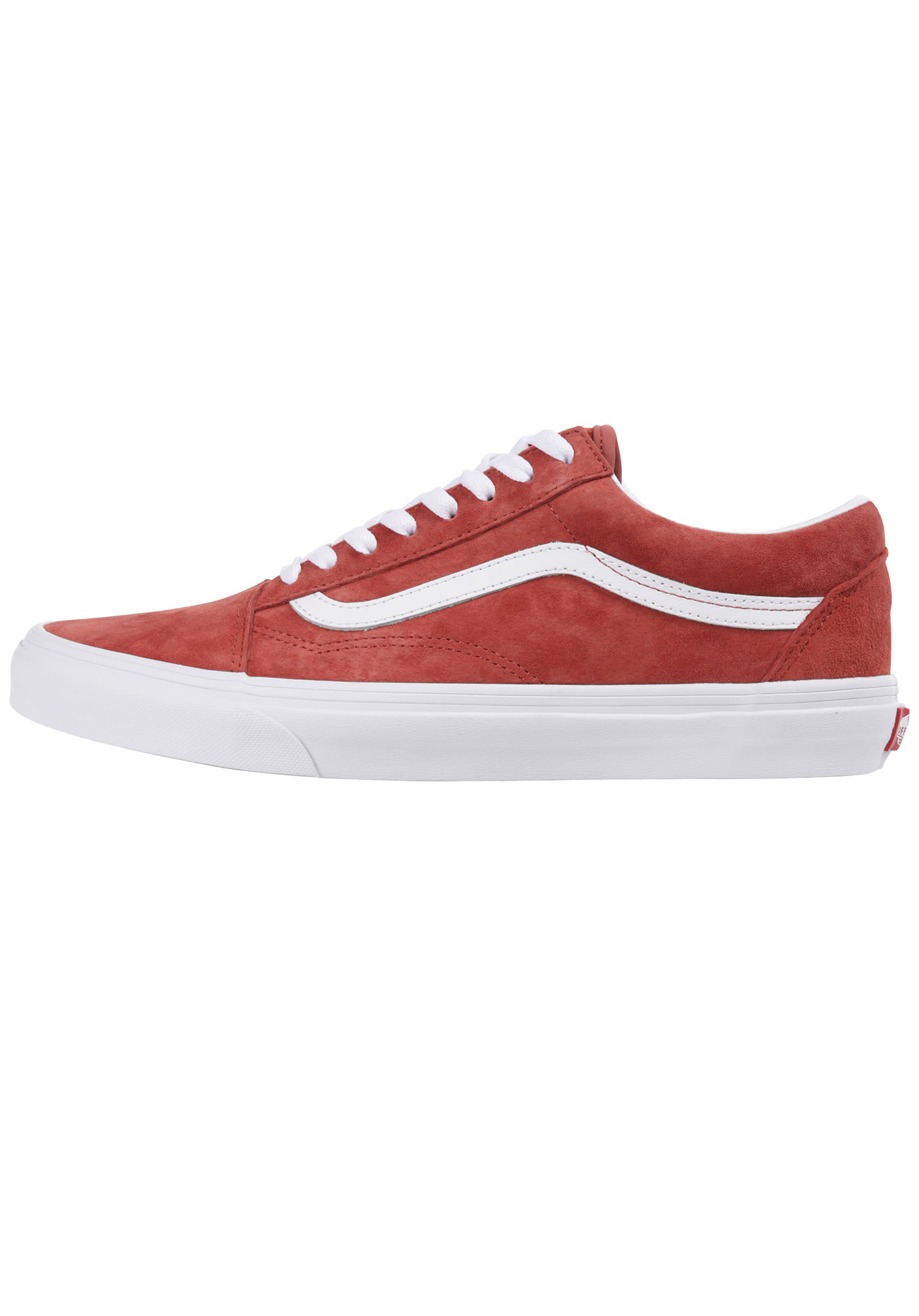 Vans Old Skool - Baskets pour Homme - Rouge