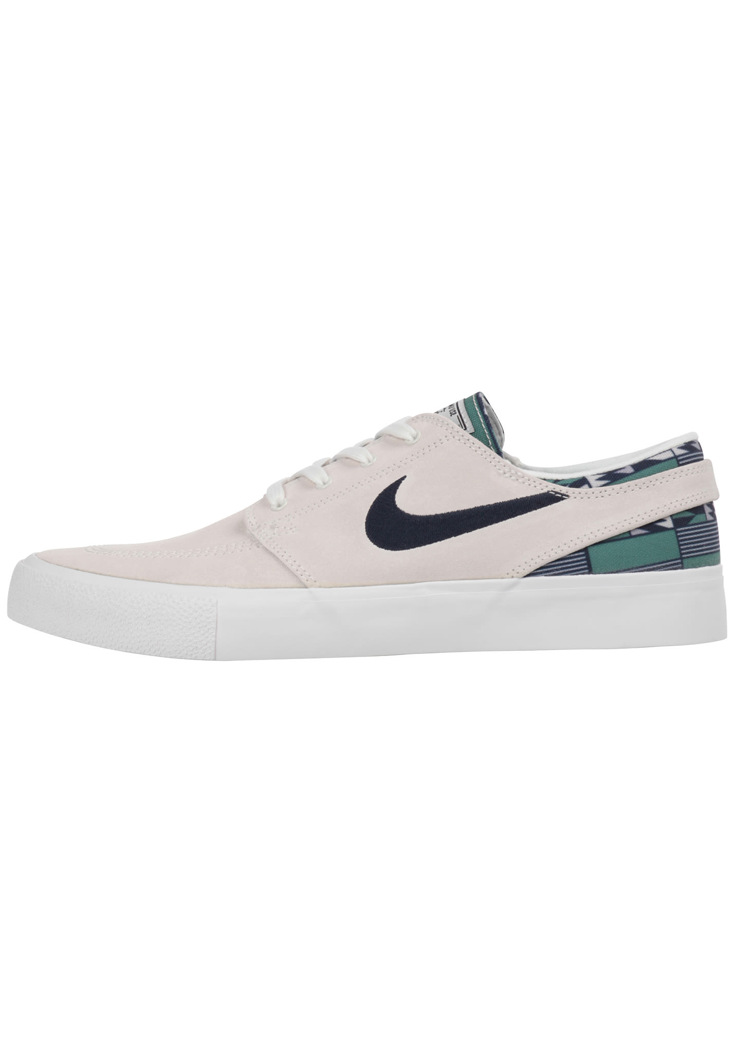 NIKE SB Zoom Janoski RM Sneakers Blauw Planet Sports