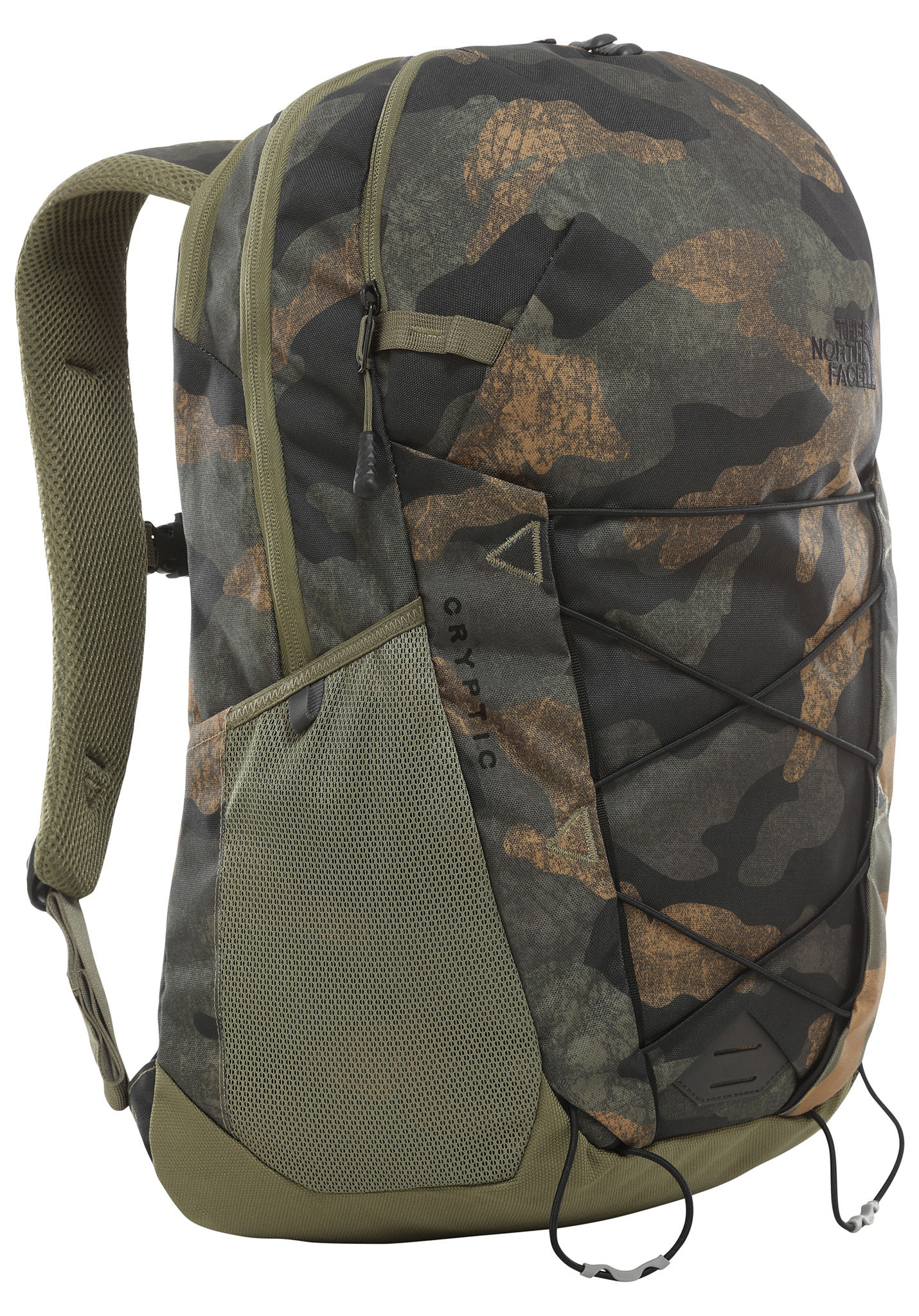 THE NORTH FACE Cryptic Sac à dos Camouflage