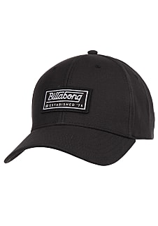 a2950cde6ae BILLABONG Walled - Snapback Cap - Schwarz