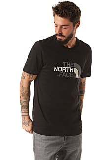 e686c65159d1e6 THE NORTH FACE Easy - T-Shirt für Herren - Schwarz