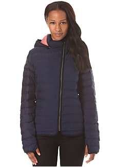 Bench winterjacken damen blau