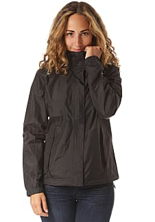20a0efe8ee THE NORTH FACE Resolve 2 - Outdoorjacke für Damen - Schwarz