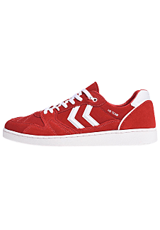 new product d3076 2080e hummel HB Team Suede - Sneaker - Rot