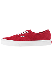 best service ece4e 362d2 VANS Authentic - Sneaker für Damen - Rot