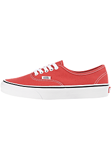 on sale 27c27 a1f8e VANS Authentic - Sneaker - Rot