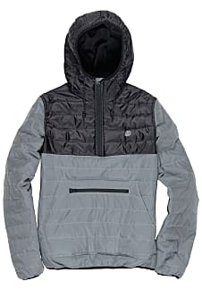 Element Alder Puff Pop Twill - Outdoorweste für Herren - Grau f7de203eab