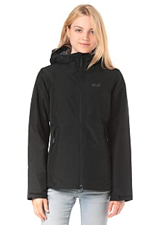 best website 28641 cd1d8 Jack Wolfskin Chilly Morning - Funktionsjacke für Damen - Schwarz