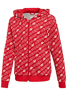 Roter Hoodie  Kapuzenpullover kaufen   PLANET SPORTS 4177ce61ce