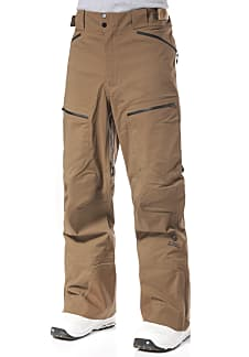 brand new 354c0 1df33 THE NORTH FACE Purist - Snowboardhose für Herren - Grün