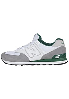 separation shoes b0717 0da08 NEW BALANCE ML574 D - Sneaker für Herren - Grau