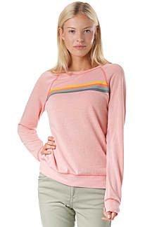 finest selection c2b37 66072 Roxy Wishing Away - Sweatshirt für Damen - Pink