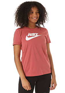 coupon codes great prices great look NIKE SPORTSWEAR Swoosh - T-Shirt für Damen - Rot