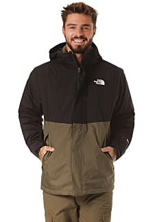 check out e57f3 265af THE NORTH FACE Mountain Light Triclimate - Outdoorjacke für Herren - Grün