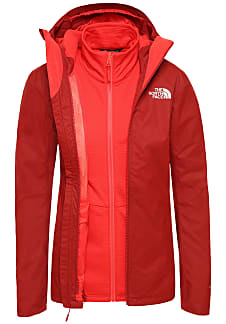 THE NORTH FACE Drew Peak Kapuzenpullover für Damen Rot