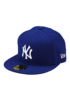 NEW Era 59Fifty New York Yankees - Fitted Cap - Blue - Planet Sports 5a2f99c1a9e