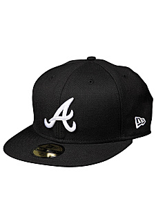 NEW Era 59Fifty Atlanta Braves - Berretto new era - Nero 99ba2af1c255