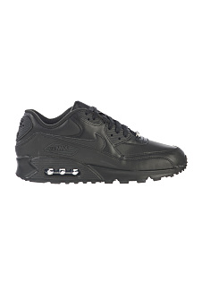 official photos cc543 610c8 NIKE SPORTSWEAR Air Max 90 Lthr - Zapatillas para Hombres - Negro