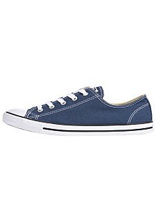 Converse Chuck Taylor All Star Dainty Ox - Sneakers for Women - Blue ... 9170db9ac