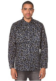 Dickies Newkirk - Chemise pour Homme - Camouflage