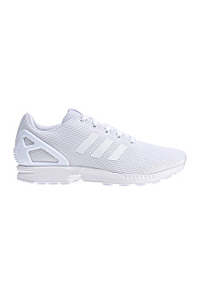 0330b0242c4ef ... where to buy adidas zx flux sneakers white 268c2 19552