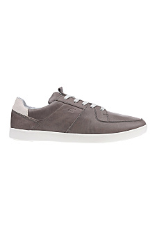 Boxfresh Hommes Star Sneaker - Gris, Taille: 42