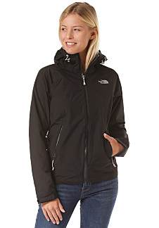 359628a3ef THE NORTH FACE Stratos - Veste fonctionnelle pour Femme - Noir