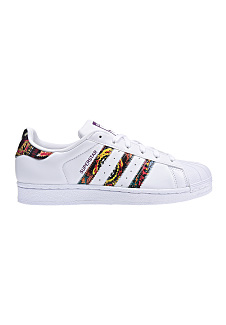 adidas women superstar brown