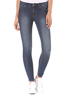 8a2e43a9b2c Cheap Monday Mid Spray - Denim Jeans for Women - Blue