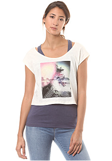 ANIMAL Adelpha - Camiseta para Mujeres - Multicolor 9811a9dfdcb