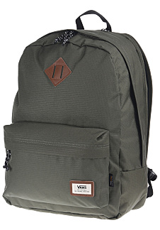 Planet Vans Backpack Old Plus For Sports Skool Green Men Sq6ST1x