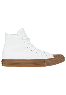 converse chuck taylor 2 bianche
