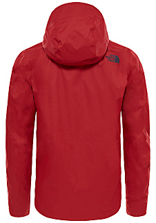 Face Para Outdoor Chaqueta Hombres Rojo De The Frost Peak North wq5ZUB