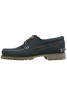 TIMBERLAND Authentics 3 Eye - Fashion Shoes for Men - Blue