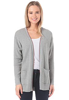 Find A Lover - Cardigan pour Fille - Gris - RoxyRoxy