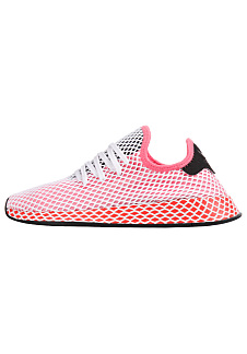 best service 4193a 3317b ADIDAS ORIGINALS Deerupt Runner - Sneaker per Donna - Rosa - Planet Sports