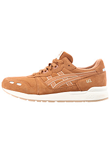 asics tiger marron