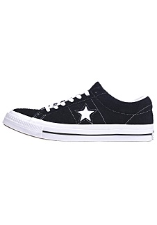 Converse One Star OX - Sneakers - Black 769b8bf6e